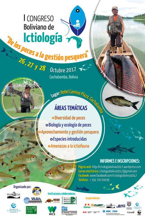 I Congreso Boliviano de Ictiología