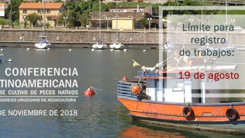 VI Conferencia Latinoamericana sobre cultivo de Peces Nativos