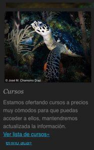 V Congreso Colombiano de Zoología - Cursos