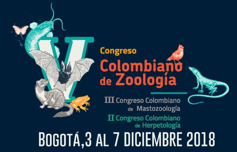 V Congreso Colombiano de Zoología